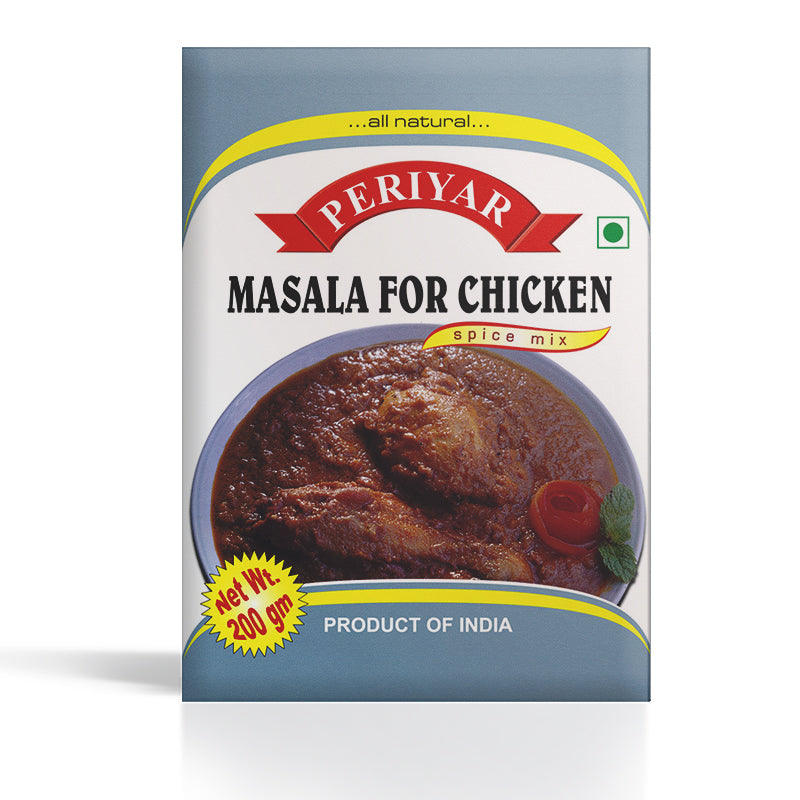 Masala for chicken spice mix