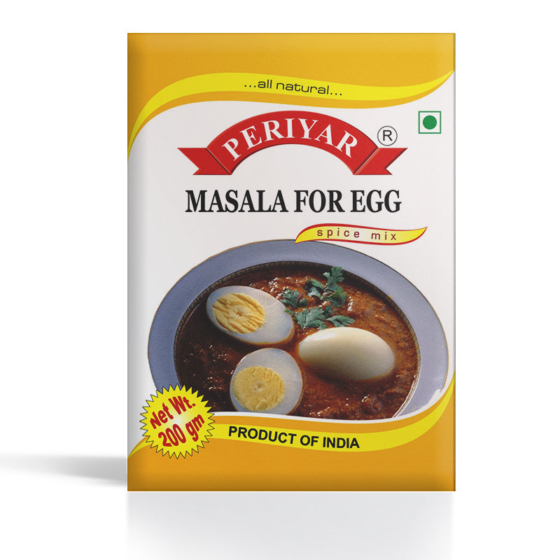 Masala for egg