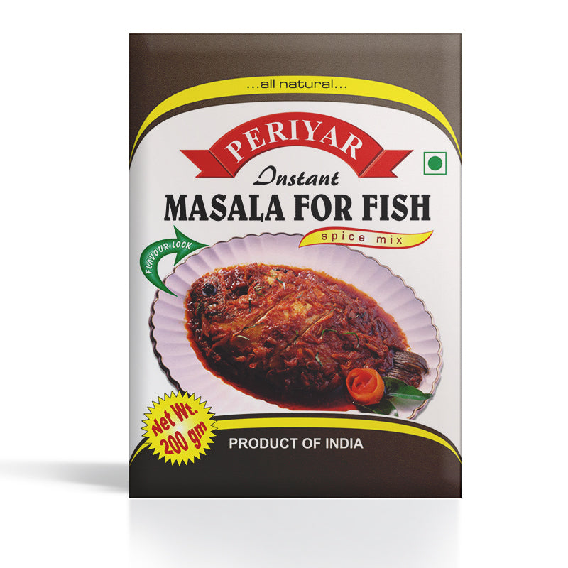 Masala for Fish