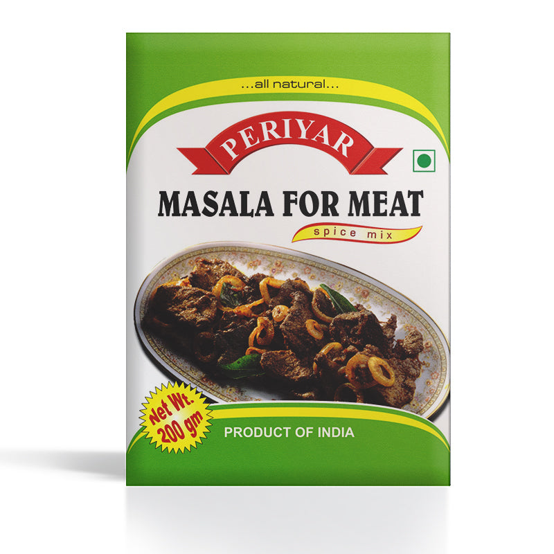 Masala for meat mix