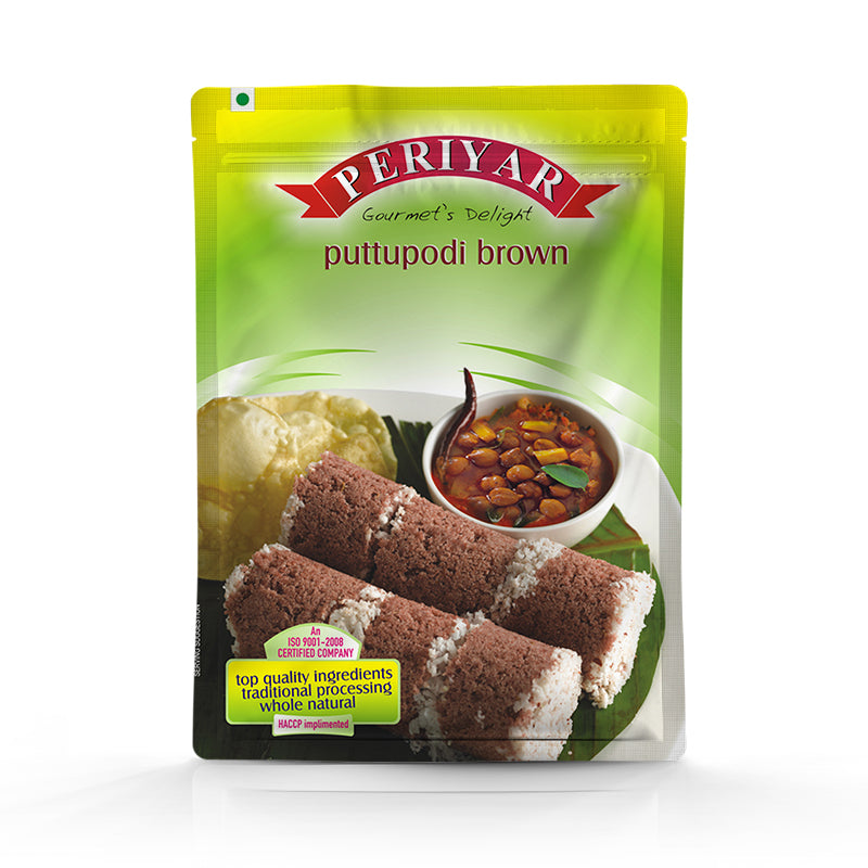 Puttu podi Brown