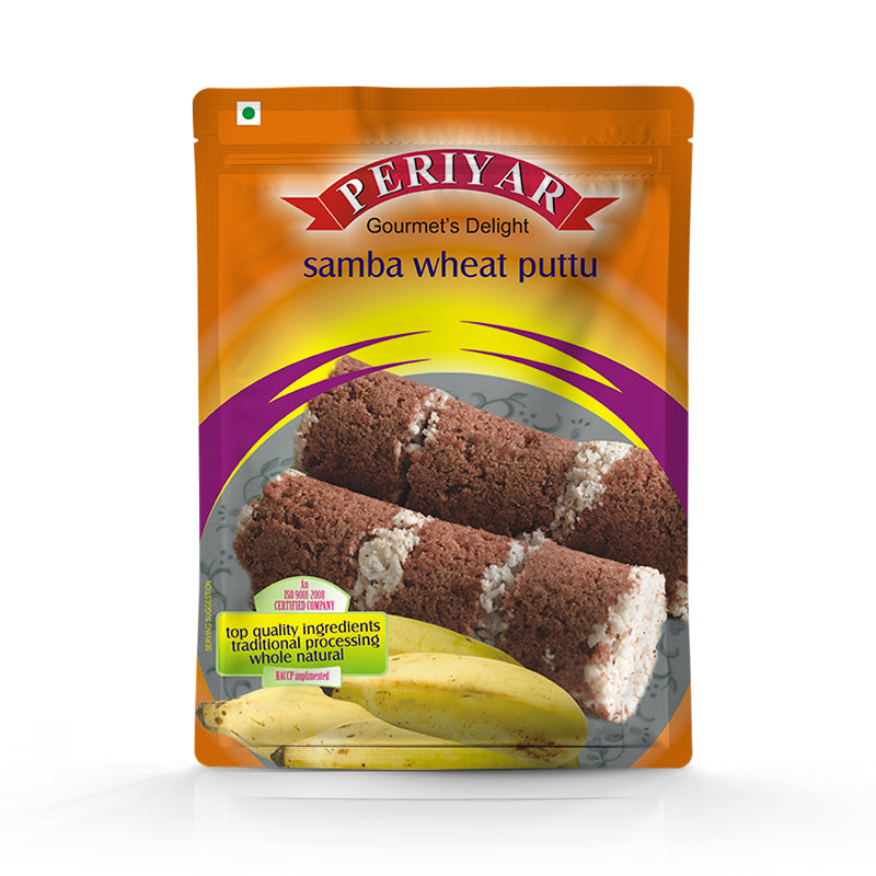 Samba Wheat Puttu