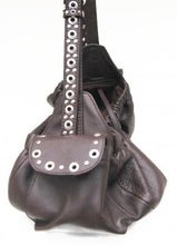 Load image into Gallery viewer, Jaxon Leather Sling Carrier - Around The Collar NY