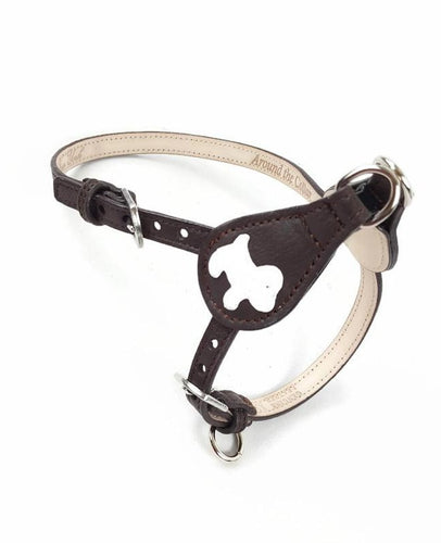 Malka Step-In Harness - Around The Collar NY