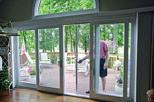 SLIDING SCREEN DOORS (FULLY-ASSEMBLED)