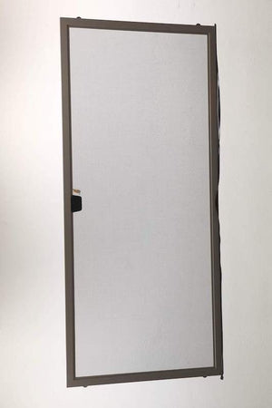 Classic Sliding Screen Door (Fully-Assembled)-Sliding Screen Door-ShadeScreenSolutions-