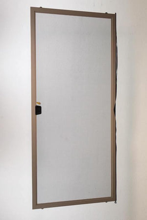Supreme Sliding Screen Door (Fully-Assembled)-Sliding Screen Door-ShadeScreenSolutions-