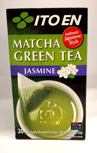 Itoen Matcha Green Tea Bag (Jasmine) 30G