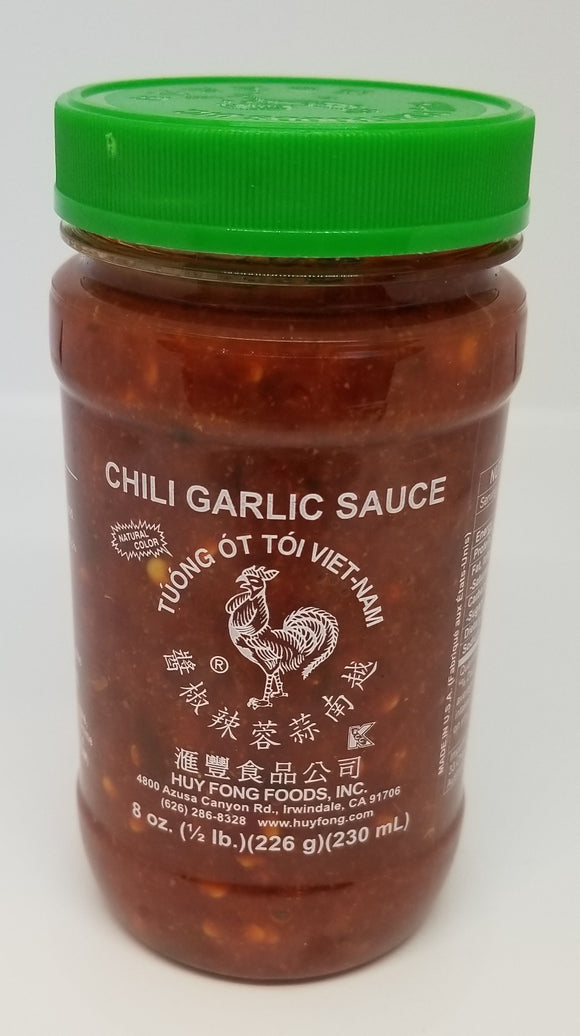 Huy Fong Chili Garlic Sauce 230ML