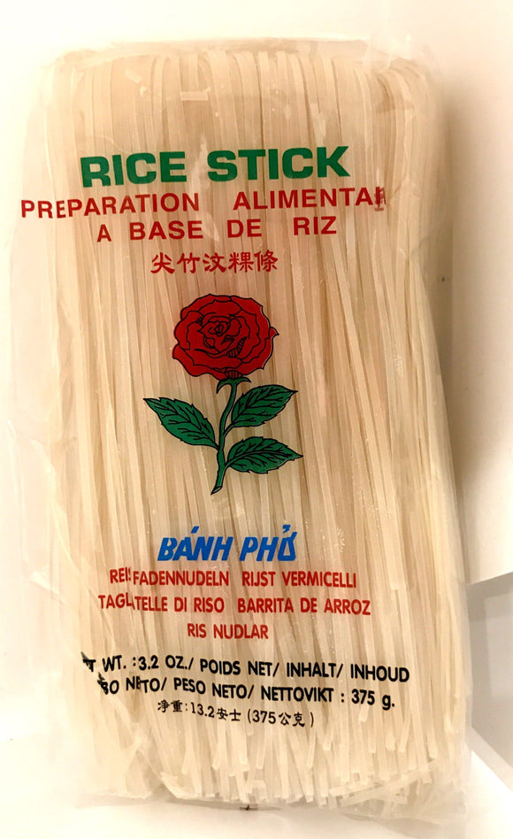 Rose Rice Stick 1MM 375G
