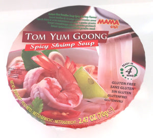 Mama Bowl Pho Spicy Shrimp (Tomtum Goong) 70G
