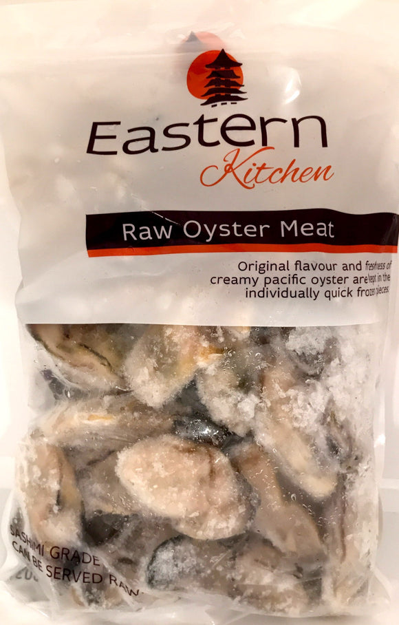 Kunihiro Raw Oyster Meat Mix Size 45-55 1KG
