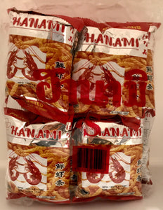 Hanami Prawn Cracker 12x15G