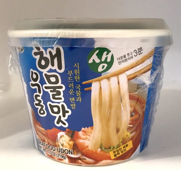 Assi Seafood Udon 219G