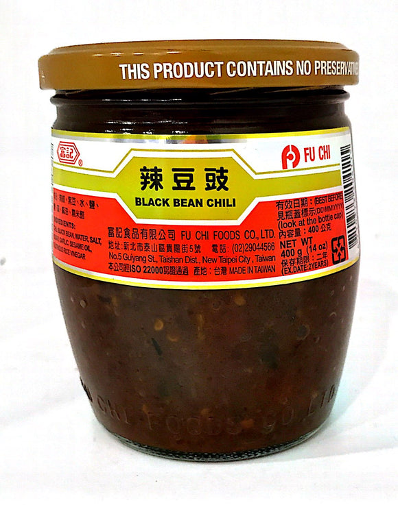FC Chili Black Bean 400G