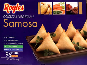 Royles Samosa Cocktail 96x15G