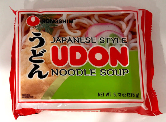 Nong Shim Japanese Style Udon Soup 276G