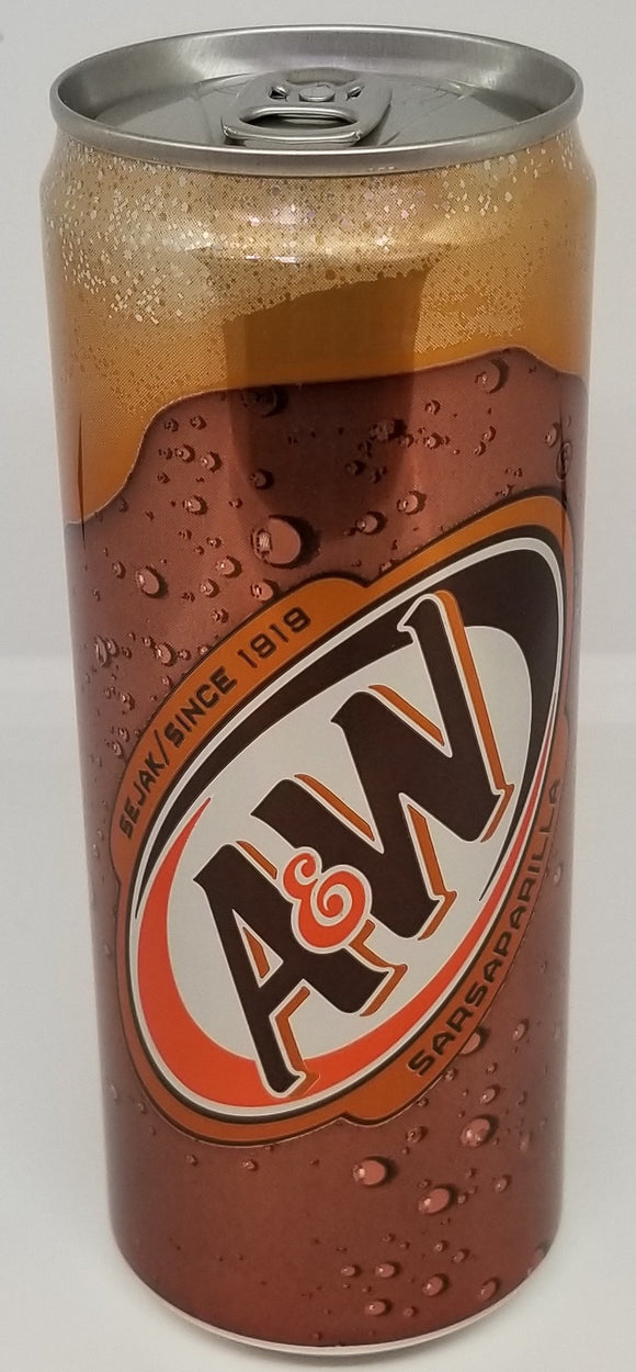 A & W Root Beer 330ML