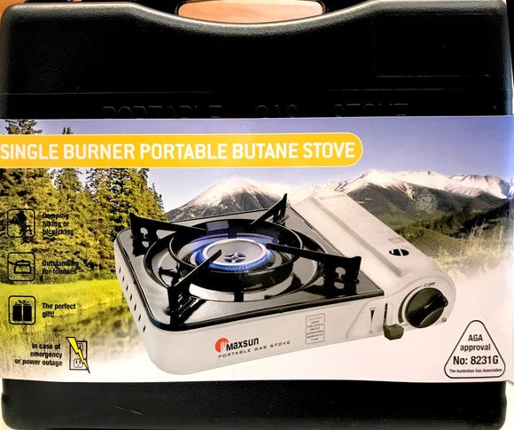 Maxsun Single Burner Portable Stove