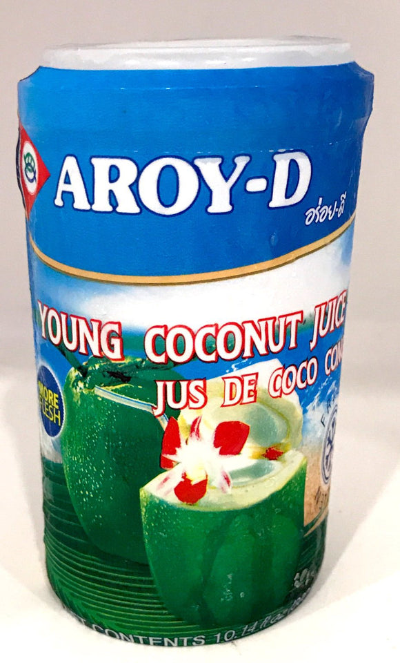 Aroy-D Frozen Cup Coconut Juice 300ML