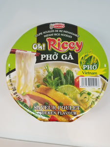 Vina Acecook Pho Bowl Chicken 70G