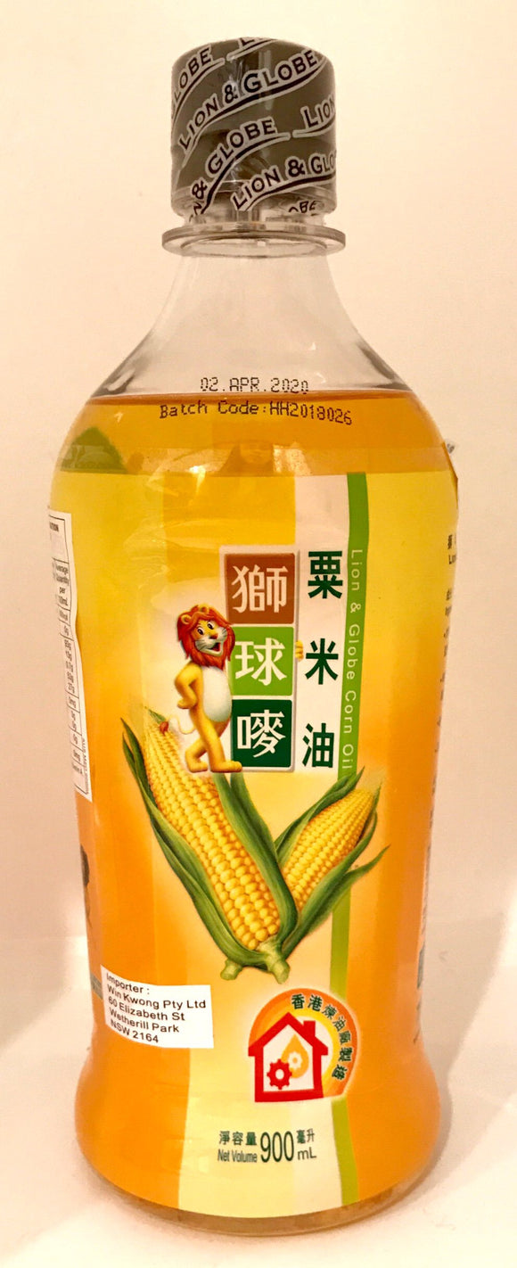 L&G Corn Oil 900ML