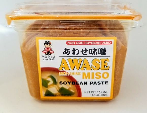 Shinshuichi Miso Paste (Awase) 500G