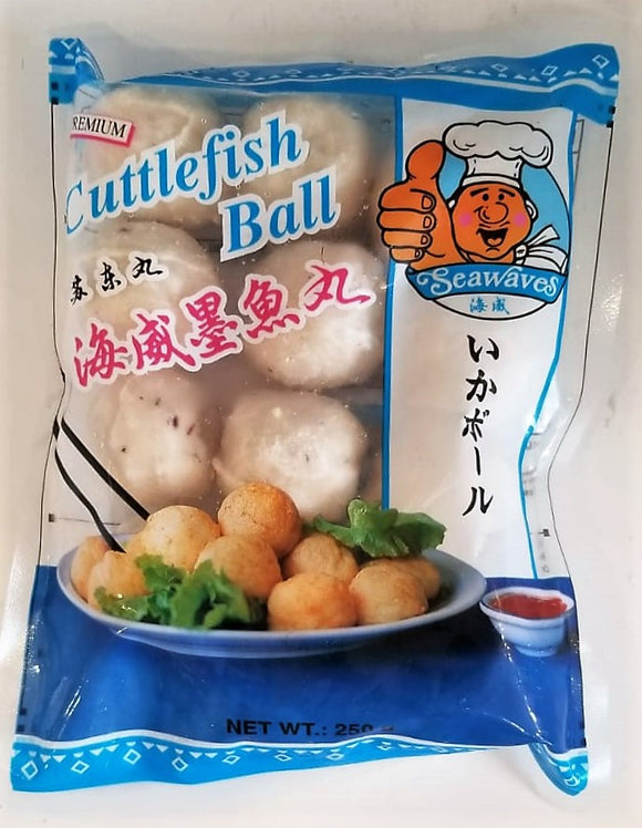 Seawaves Cuttlefish Ball 250G