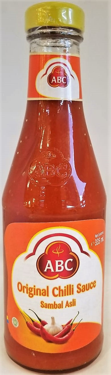 ABC Chilli Sauce Original 335ML