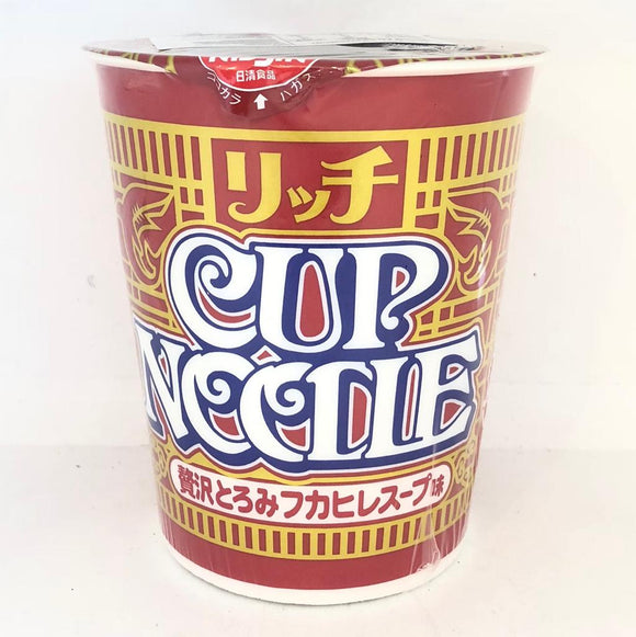 Nissin Cup Noodle - Shark Fin 96G
