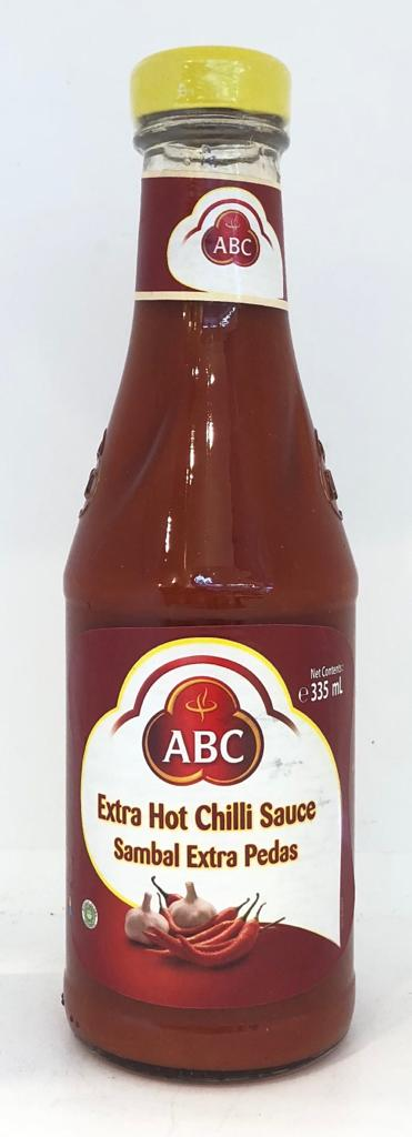 ABC Chilli Sauce Extra Hot 335ML