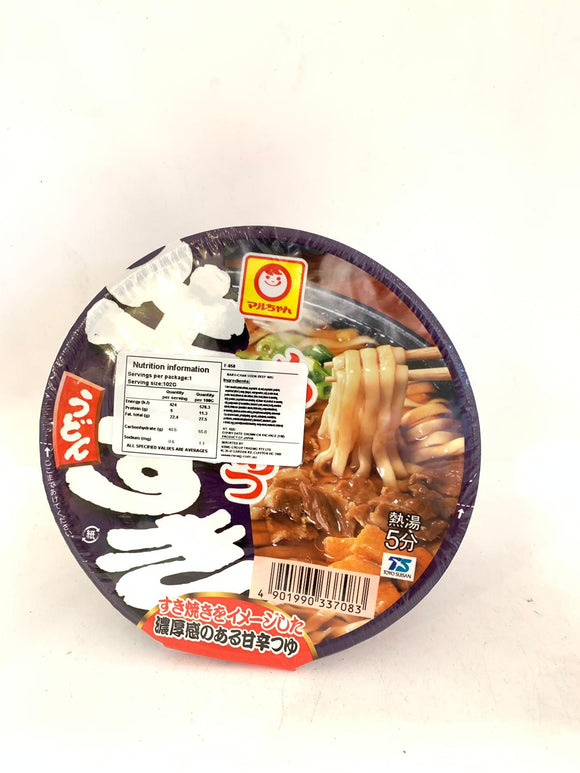 Maruchan Beef Udon Soup 102G