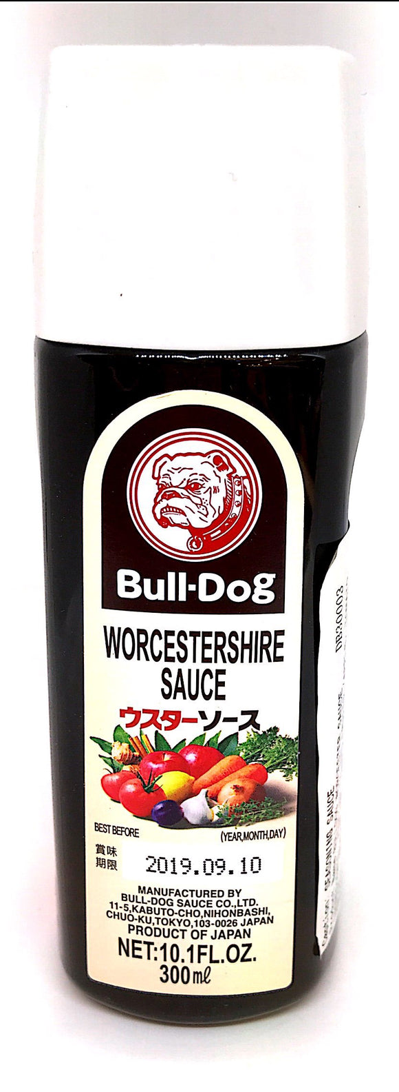 Bulldog Worcester Sauce 300ML