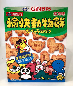 Ginbis Animal Biscuit 37G