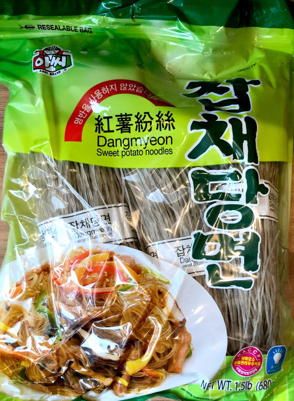 Assi Dangmyeon Oriental Style Noodle 680G