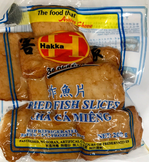Hakka Fried Fish Slices 200G