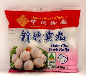 CRK Hsin Chu Pork Ball 430G