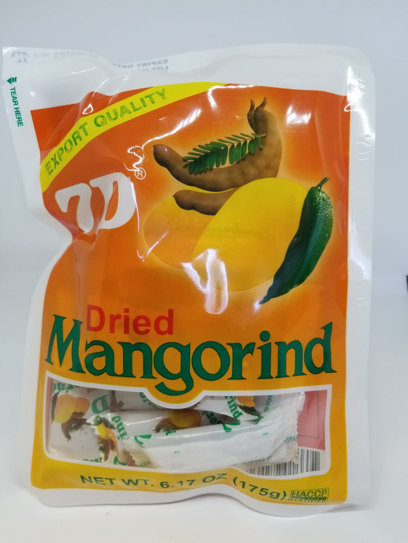 7D Dried Mangorind Candy 175G