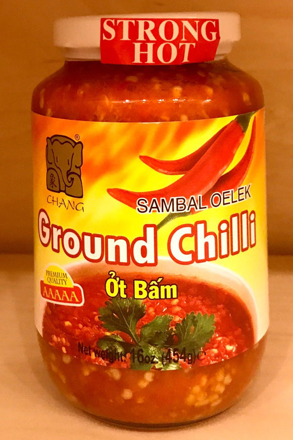 Chang Pickle Ground Chili 454G