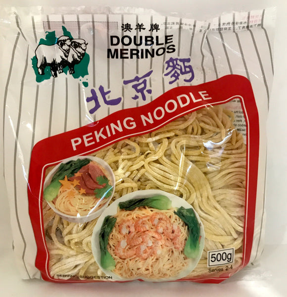 Double Merinos Peking Noodle 500G