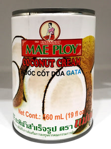 Mae Ploy Coconut Cream 560ML