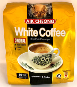 Aik Cheong White Coffee 600G