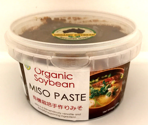 Organic Soybean Miso Paste 500G