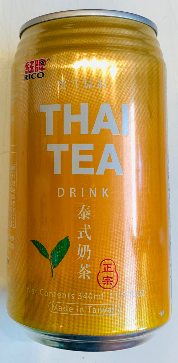Rico Thai Milk Tea 340ML