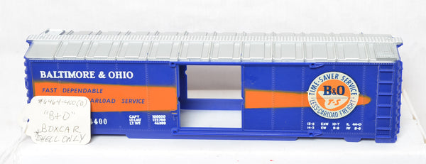 Lionel 6464-400 B&O Boxcar - Shell only