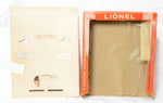 Lionel 75 lamp post production sample - BOX ONLY