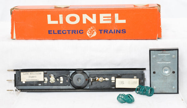 Lionel 6029 Remote Control track set production sample