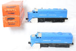 Lionel Missouri Pacific 219 Alco production sample pair with boxes