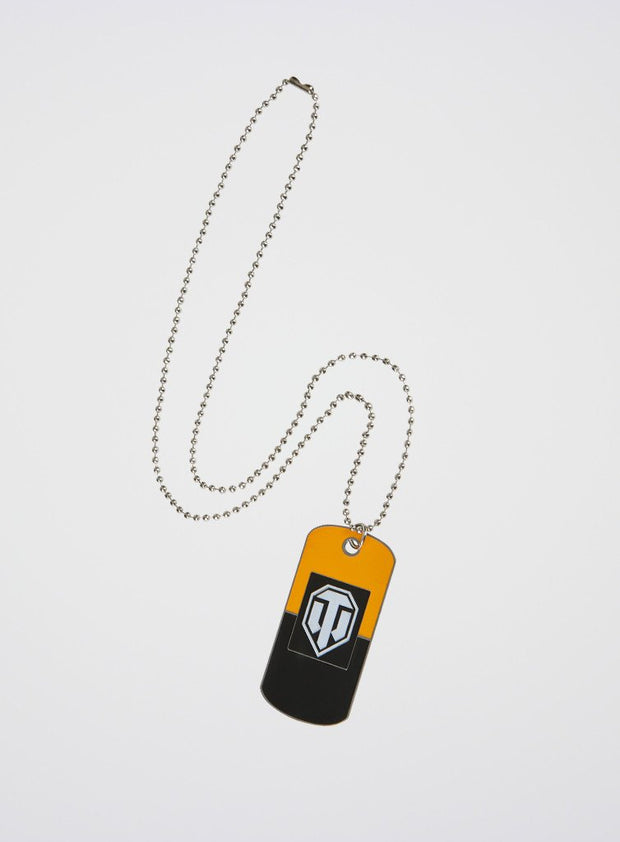 World of Tanks Signature Dogtag