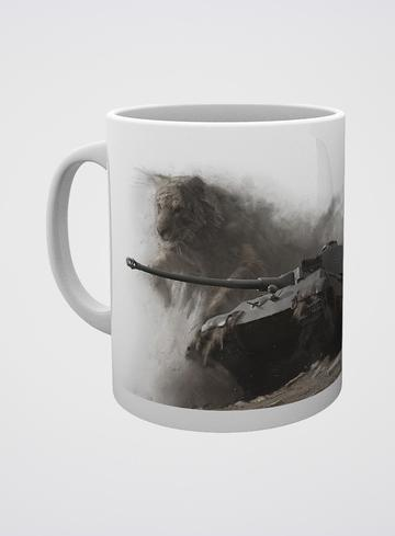 World of Tanks Tiger II Mug